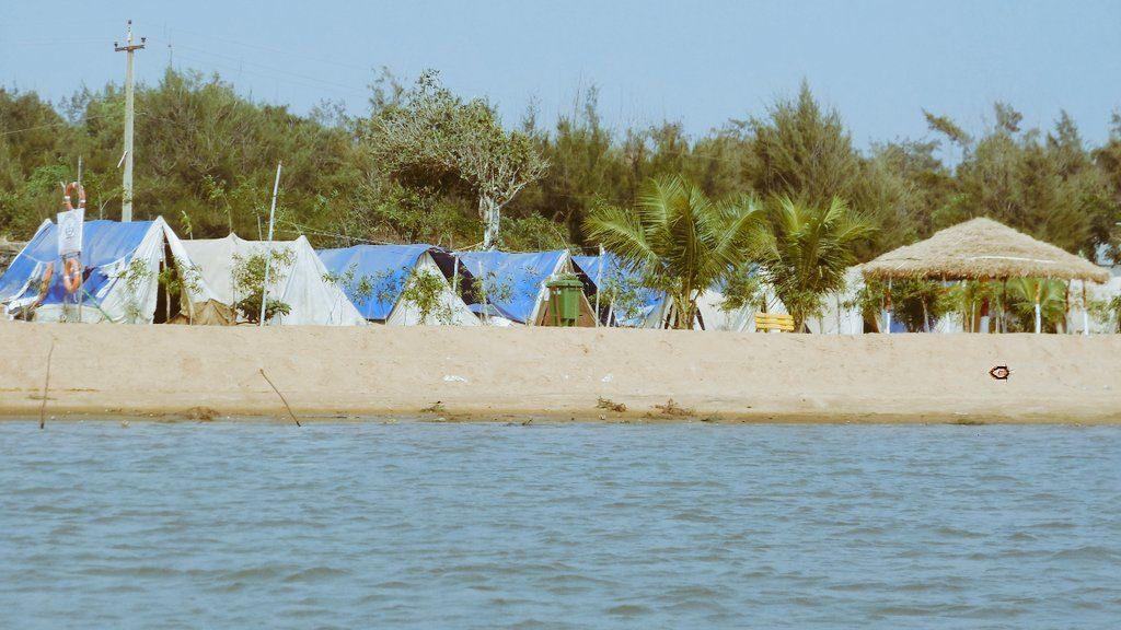 Ramchandi Beach - Lotus Eco Beach Resort