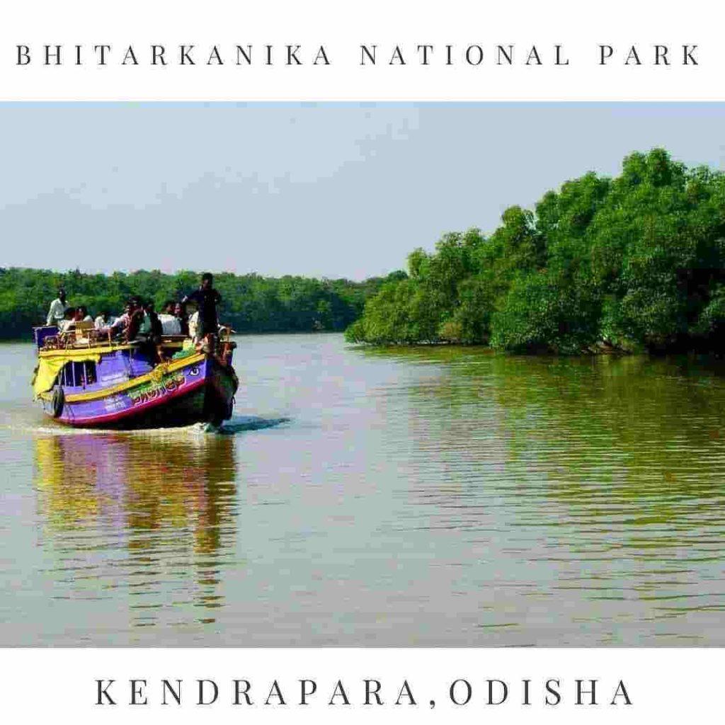 Bhitara Kanika Private Boat.