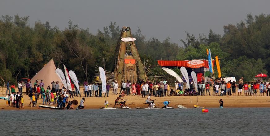 Ramchandi Beach Surfing Festival