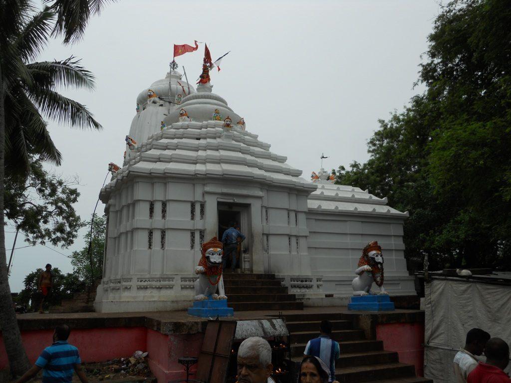 Maa  Baliharachandi Temple