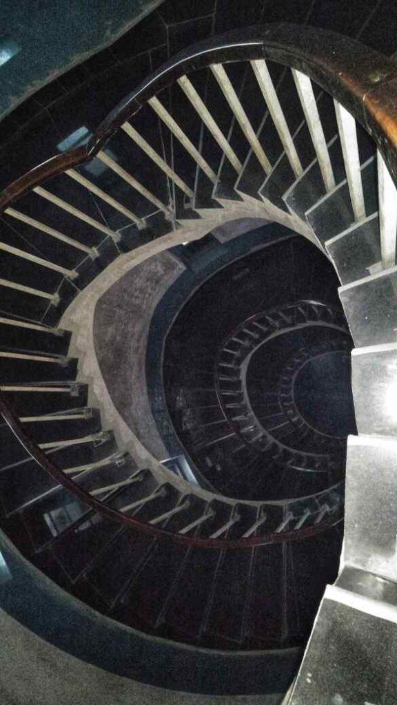 Top view Chandrabhaga Light House -  Konark Odisha