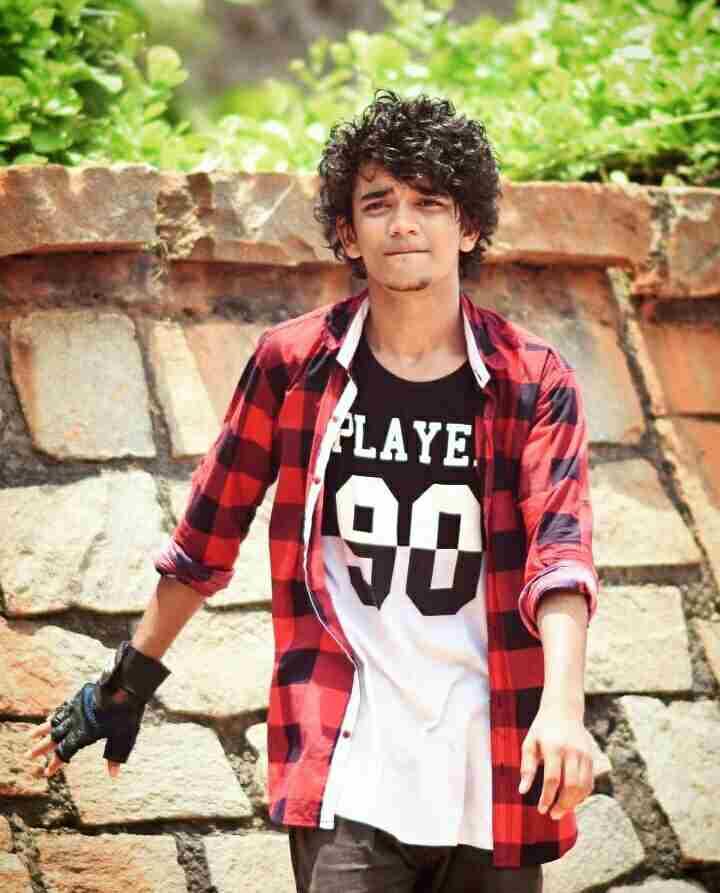 Odia Actor Sailendra Samantaray  Image