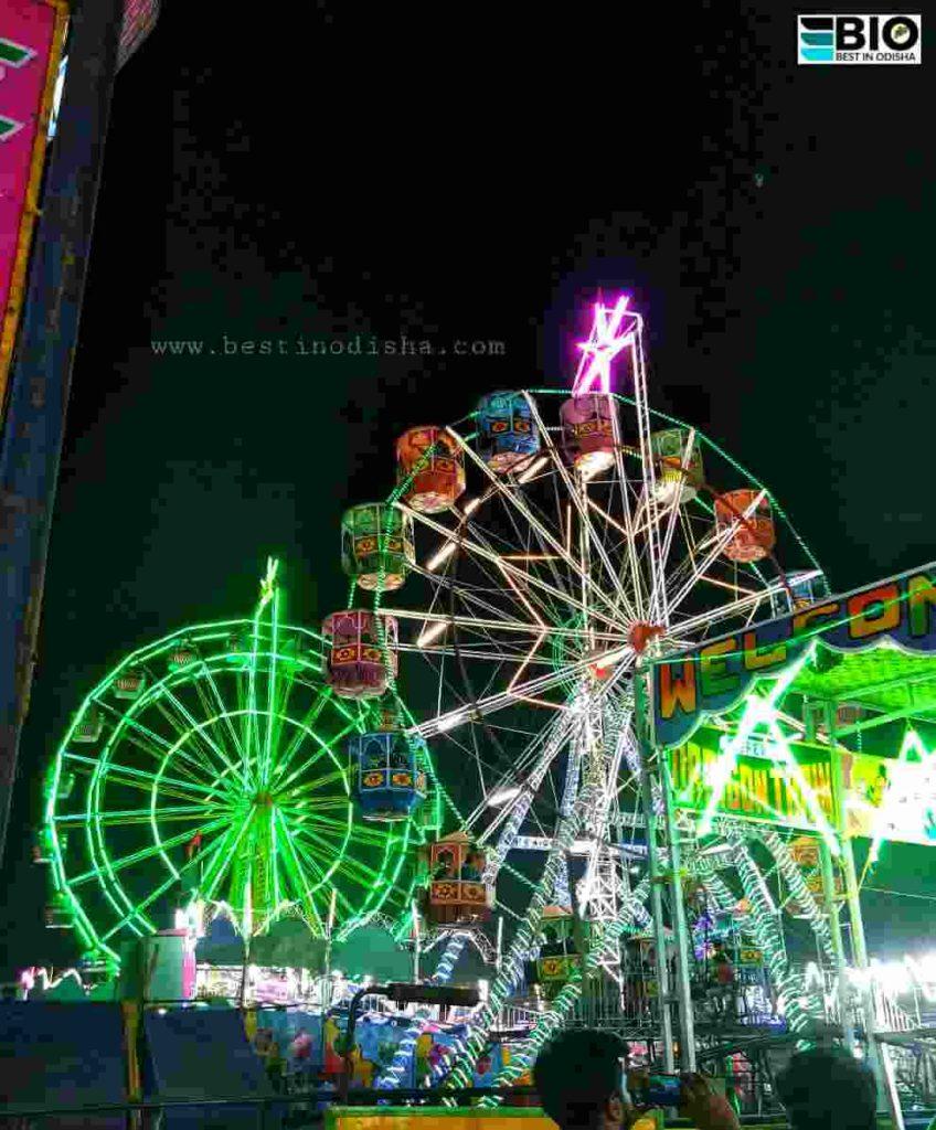 Fair at Konark Festival