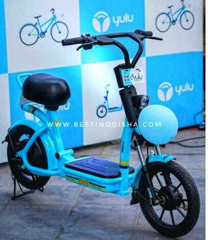 Yulu Miracle is going to launch in Bhubaneswar
