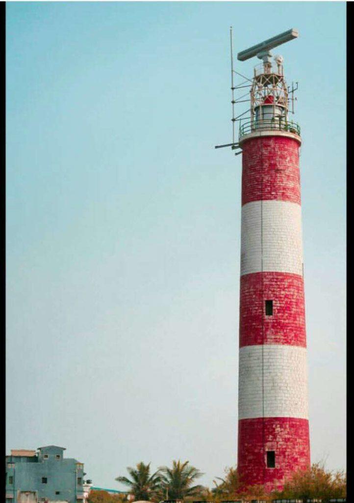 Lighthouse near Gopalpur Sea Beach