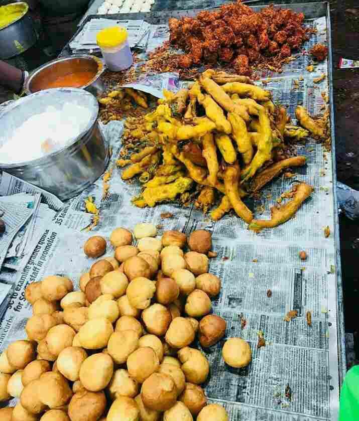 Foods At Cuttack Baliyatra