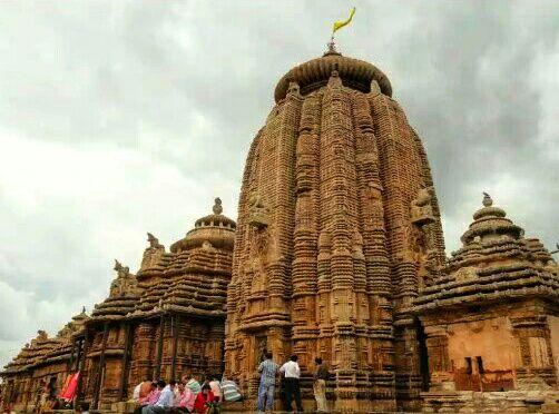 Ananta Vasudeva Temple Of Bhubaneswar