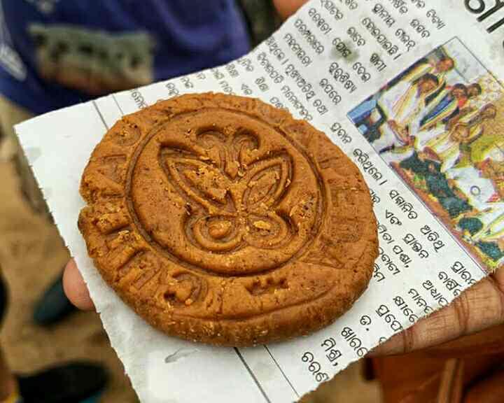 Peda with Dahibara aloodum, Raghu Dahibara