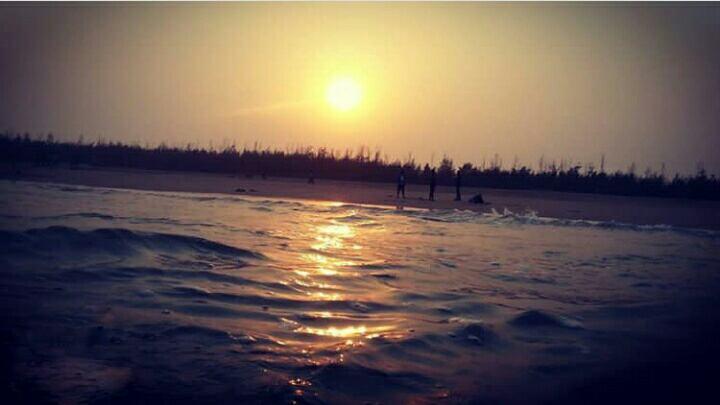 Pati Sonepur Sea Beach, Ganjam