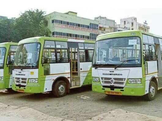 Mo Bus Service In Bhubaneswar