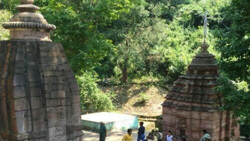 Buddhakhol Panchu Mahadev Temple