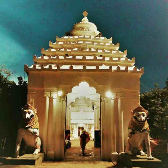 Lord Alarnath Temple, Puri