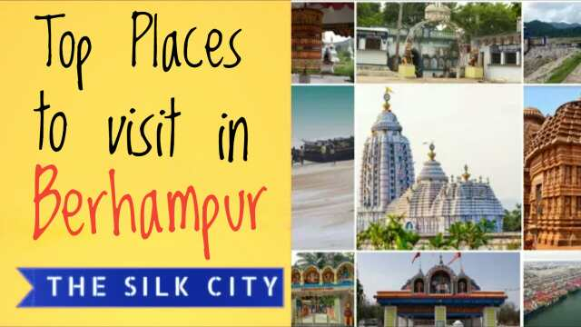 Top visiting places in Berhampur
