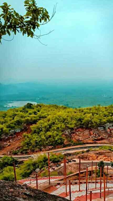 Balakumari Hill Station Berhampur