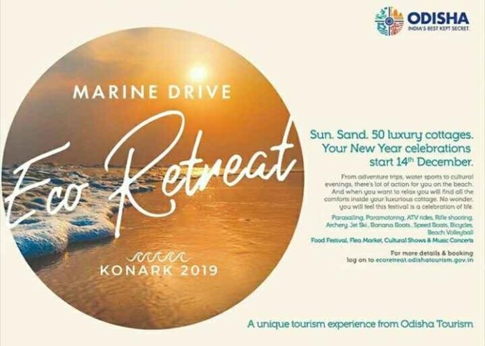 Marine Drive Eco Retreat, Konark