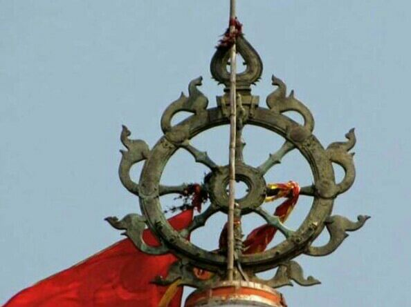 Sudarshan Chakra, jagannath temple, puri