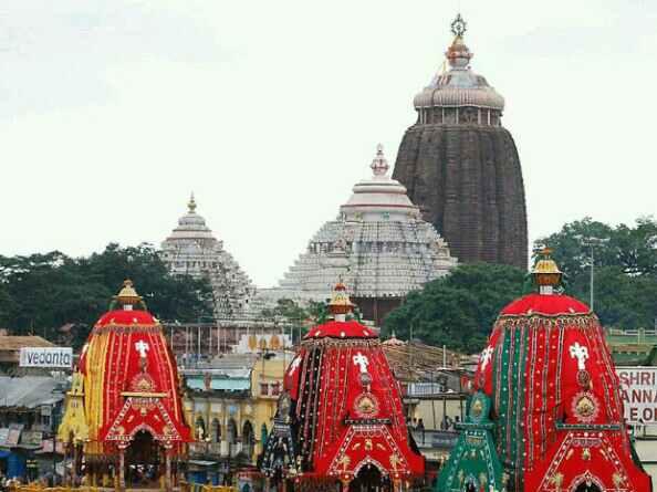 Rathayatra at Puri