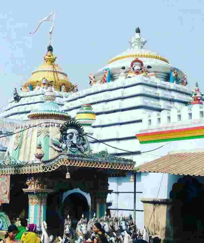 Kakatpur Mangala Temple, Puri