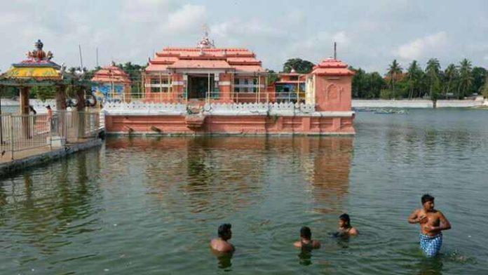 Narendra pokhari, puri, near jagannath templre, odisha