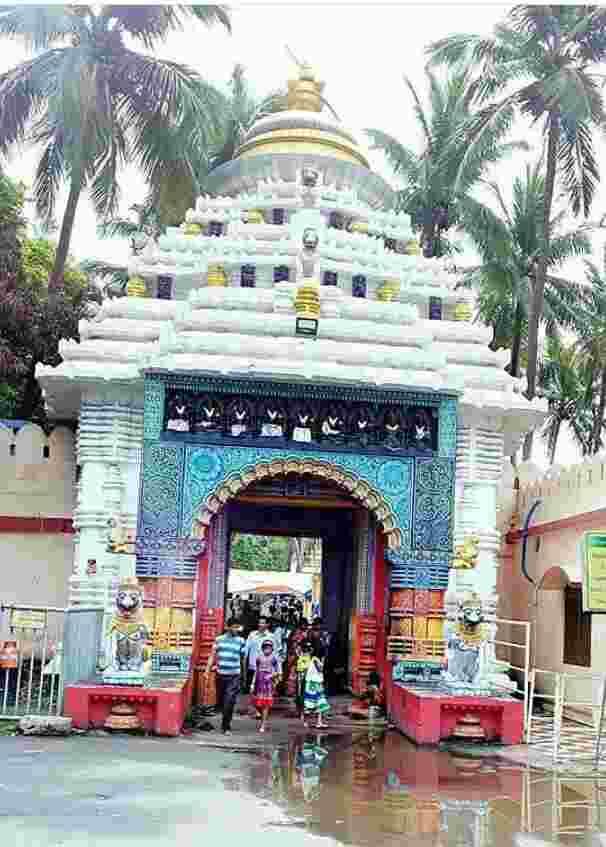 Gundicha Temple Of Puri