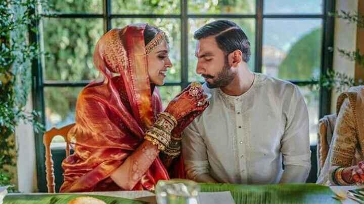 Deepika- Ranveer wedding photography