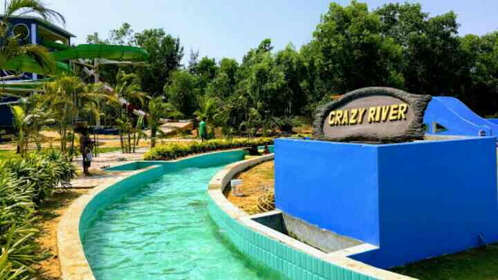 Photo of Blue splash waterpark-Puri