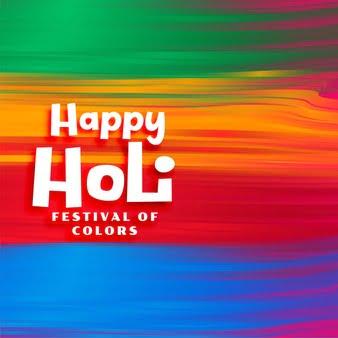 Mega Holi celebration