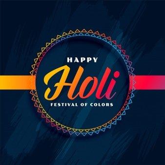 Indian Holi 2020