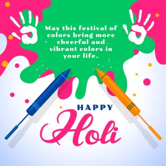 Happy Holi 2020 Messages