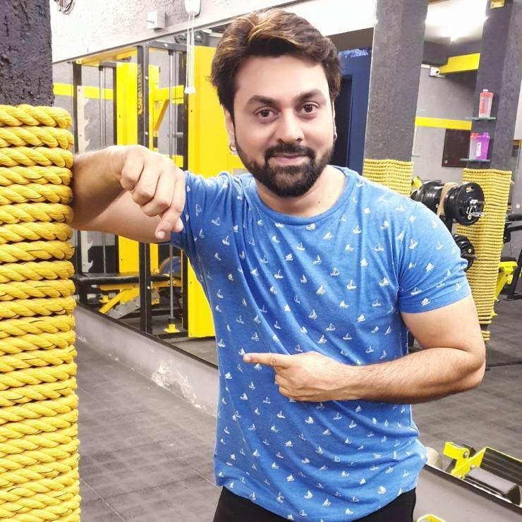 Sunil Kumar odia actor